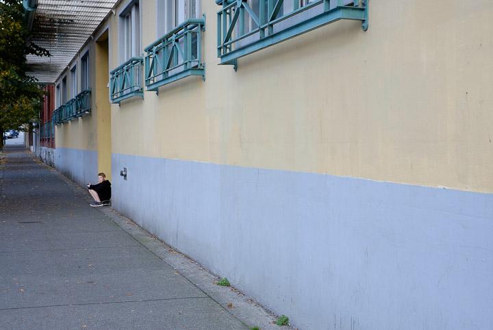 East-Gastown street scene