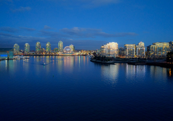 East False Creek