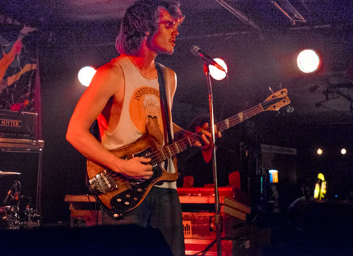 Charles Michael Parks Jr of All Them Witches