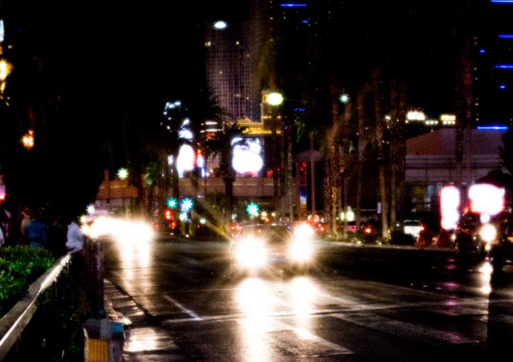 South Las Vegas Boulevard, sparklified