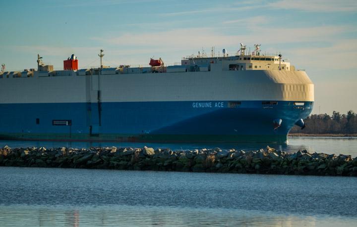 Car freighter