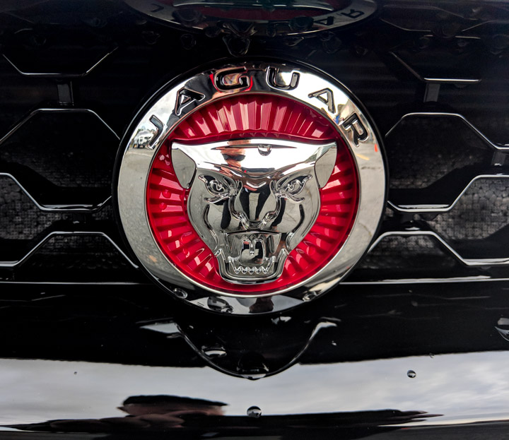 Snarling Jaguar logo