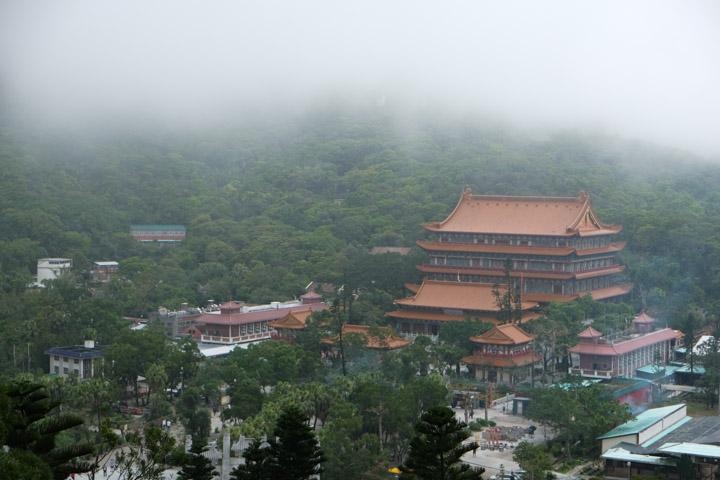 The Po Lin Monastery