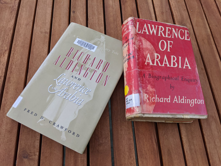 Books about T.E. Lawrence
