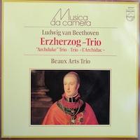 Beethoven Archduke Trio, Beaux Arts