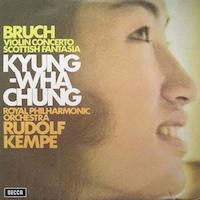 Kyung-Wha Chung plays Bruch