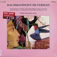 Silverman plays Rachmaninoff