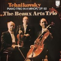 Tchaikovsky Op. 50, Beaux Arts