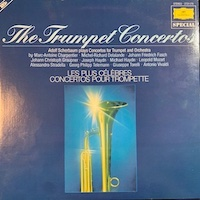 Trumpet Concertos played by Adolf Scherbaum