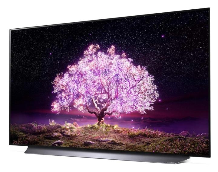 LG C1 TV